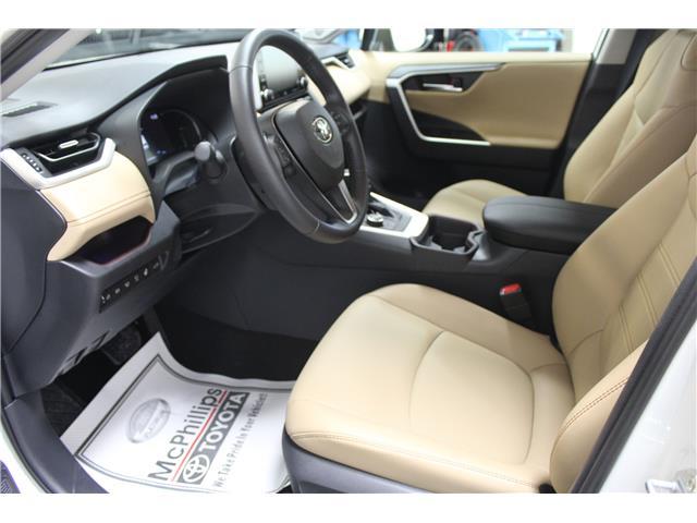 2019 Toyota RAV4 Limited (Stk: C037083) in Winnipeg - Image 7 of 30