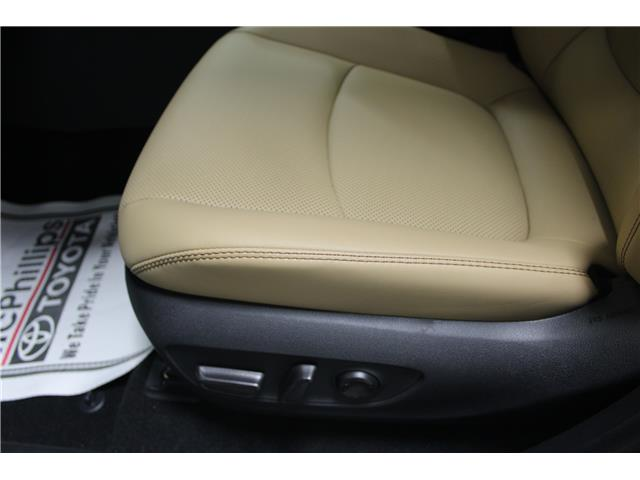 2019 Toyota RAV4 Limited (Stk: C037083) in Winnipeg - Image 9 of 30