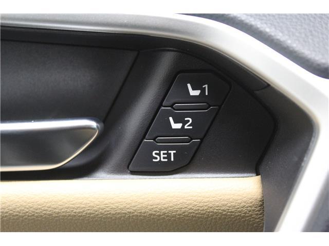 2019 Toyota RAV4 Limited (Stk: C037083) in Winnipeg - Image 10 of 30