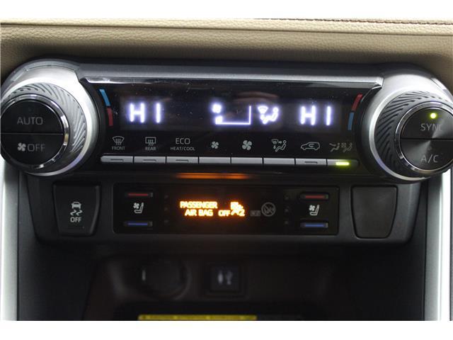2019 Toyota RAV4 Limited (Stk: C037083) in Winnipeg - Image 21 of 30