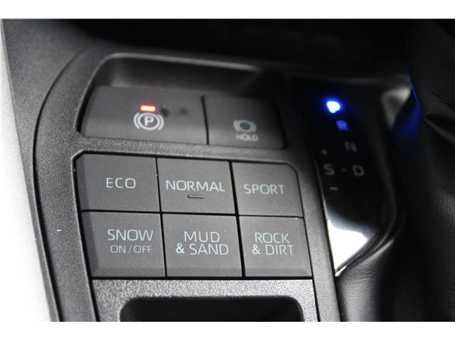 2019 Toyota RAV4 LE (Stk: C037023) in Winnipeg - Image 18 of 24