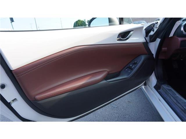 2018 Mazda MX-5 RF GT   LEATHER   CONVERTIBLE   NAVI   BBS RIMS (Stk: HN1600/1) in Hamilton - Image 14 of 30