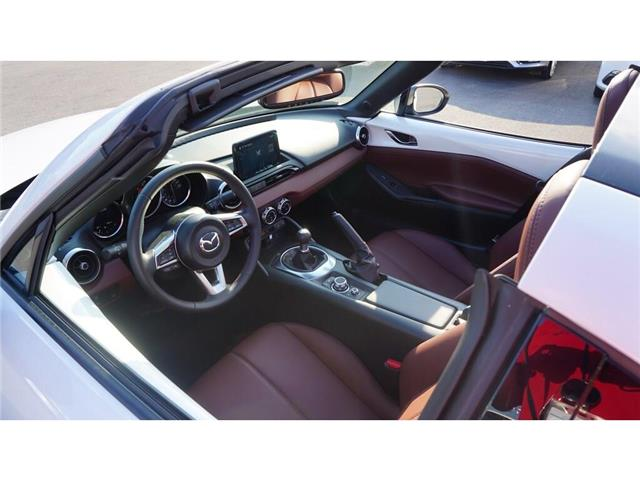 2018 Mazda MX-5 RF GT   LEATHER   CONVERTIBLE   NAVI   BBS RIMS (Stk: HN1600/1) in Hamilton - Image 20 of 30
