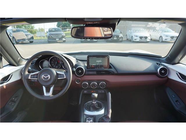 2018 Mazda MX-5 RF GT   LEATHER   CONVERTIBLE   NAVI   BBS RIMS (Stk: HN1600/1) in Hamilton - Image 22 of 30