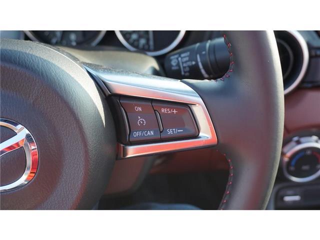 2018 Mazda MX-5 RF GT   LEATHER   CONVERTIBLE   NAVI   BBS RIMS (Stk: HN1600/1) in Hamilton - Image 24 of 30