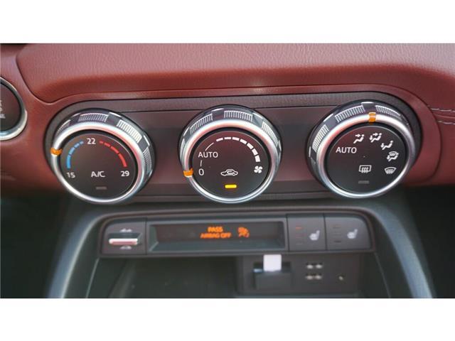 2018 Mazda MX-5 RF GT   LEATHER   CONVERTIBLE   NAVI   BBS RIMS (Stk: HN1600/1) in Hamilton - Image 25 of 30
