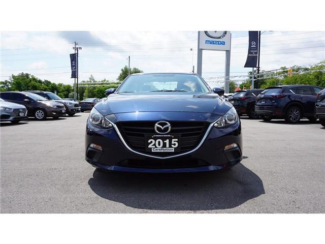 2015 Mazda Mazda3 GS (Stk: HU856) in Hamilton - Image 3 of 31