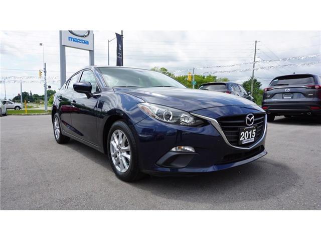 2015 Mazda Mazda3 GS (Stk: HU856) in Hamilton - Image 4 of 31