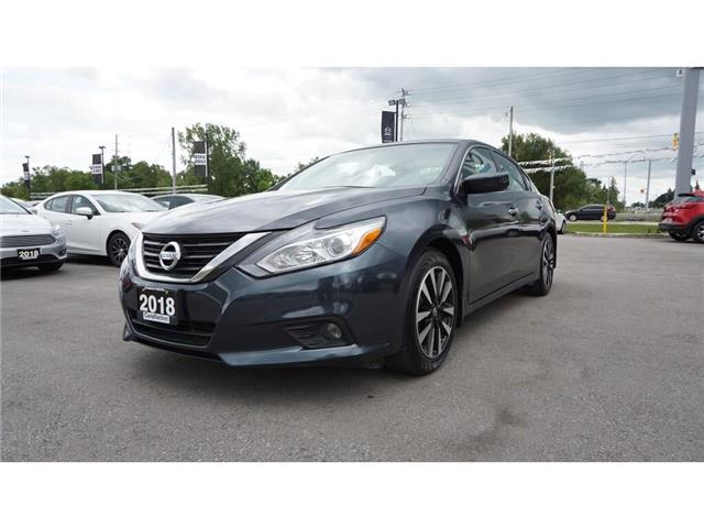 2018 Nissan Altima  (Stk: DR156) in Hamilton - Image 10 of 36