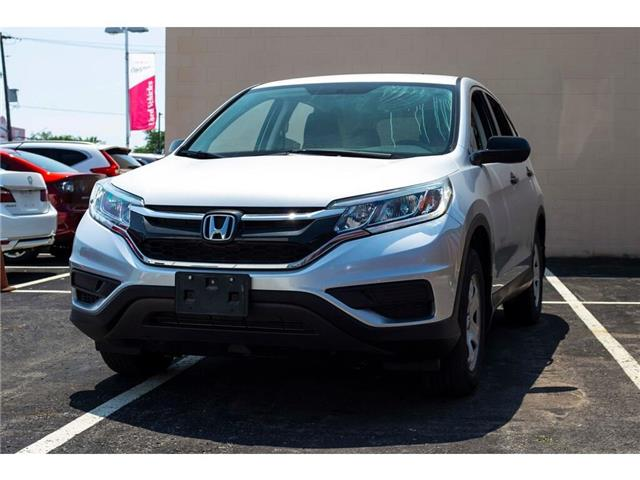 2016 Honda CR-V LX (Stk: T5121) in Niagara Falls - Image 1 of 15