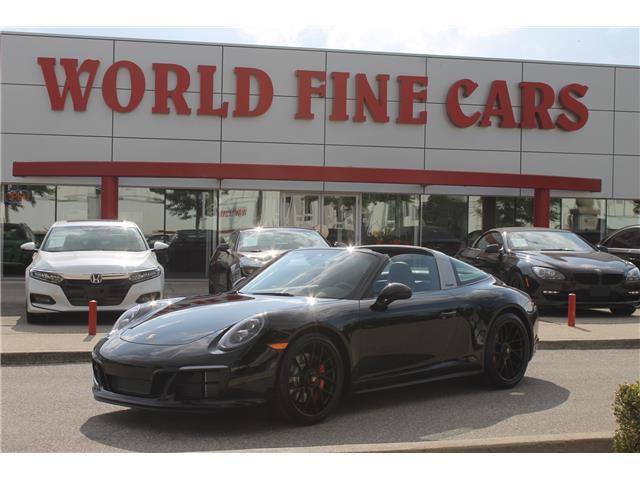 2019 Porsche 911 Targa 4 GTS (Stk: 16912) in Toronto - Image 1 of 30