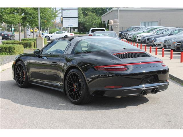 2019 Porsche 911 Targa 4 GTS (Stk: 16912) in Toronto - Image 7 of 30