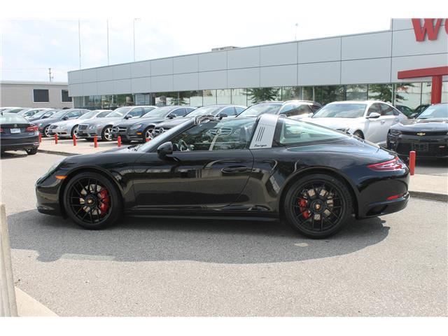 2019 Porsche 911 Targa 4 GTS (Stk: 16912) in Toronto - Image 8 of 30