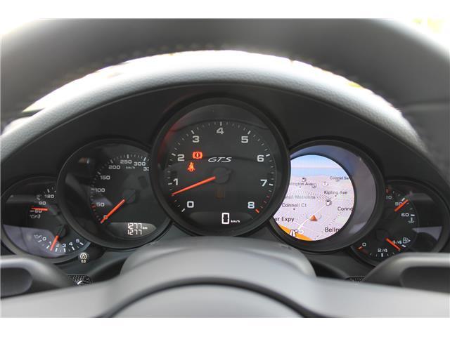 2019 Porsche 911 Targa 4 GTS (Stk: 16912) in Toronto - Image 21 of 30