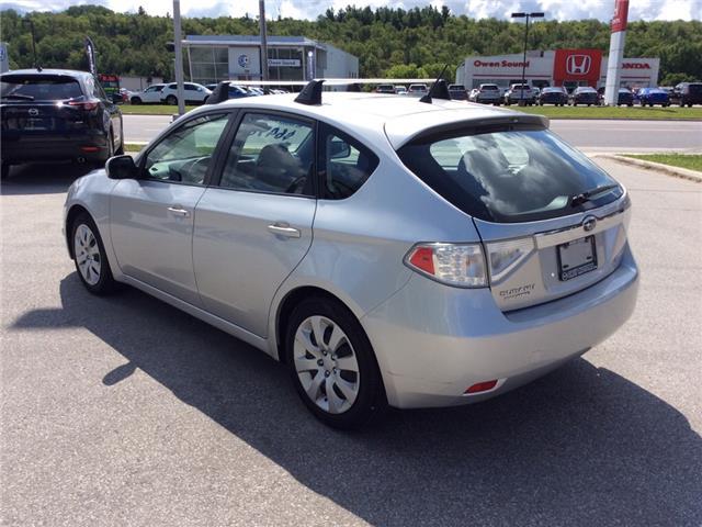 2010 Subaru Impreza 2.5i (Stk: 19100A) in Owen Sound - Image 6 of 19