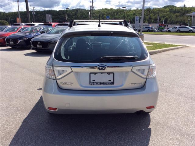 2010 Subaru Impreza 2.5i (Stk: 19100A) in Owen Sound - Image 7 of 19