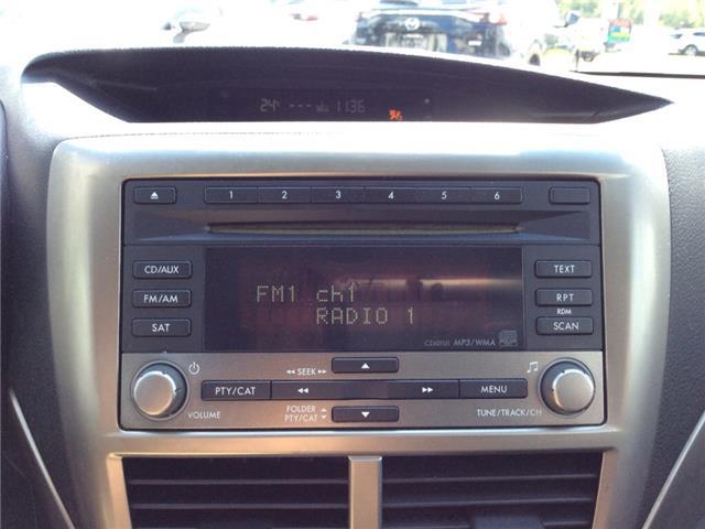 2010 Subaru Impreza 2.5i (Stk: 19100A) in Owen Sound - Image 13 of 19