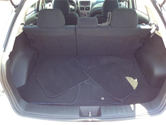 2010 Subaru Impreza 2.5i (Stk: 19100A) in Owen Sound - Image 17 of 19