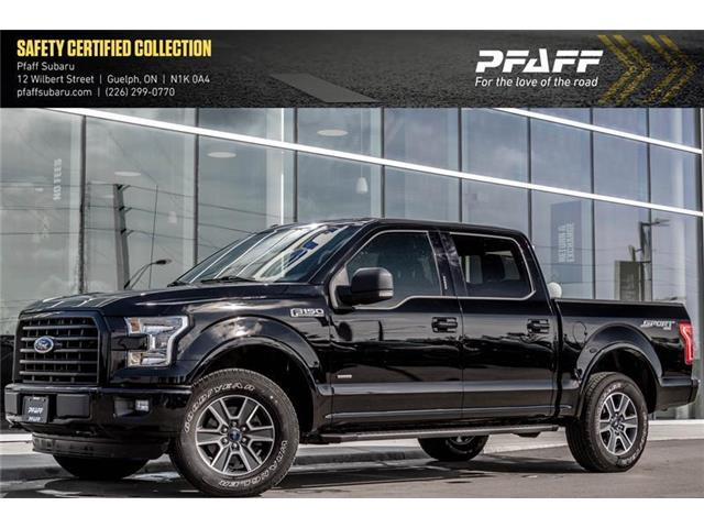 2016 Ford F-150 XLT (Stk: S00266A) in Guelph - Image 1 of 22