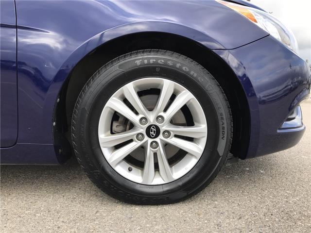 2013 Hyundai Sonata GL (Stk: 2884B) in Cochrane - Image 9 of 14