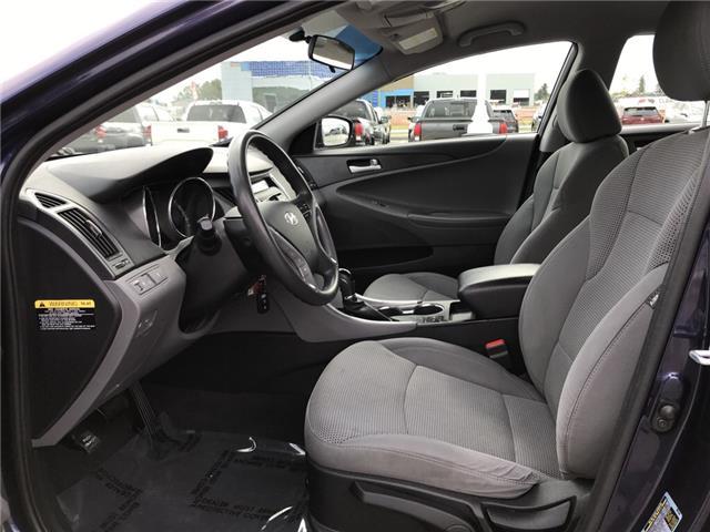 2013 Hyundai Sonata GL (Stk: 2884B) in Cochrane - Image 11 of 14