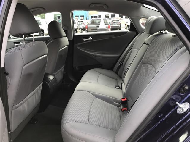 2013 Hyundai Sonata GL (Stk: 2884B) in Cochrane - Image 12 of 14