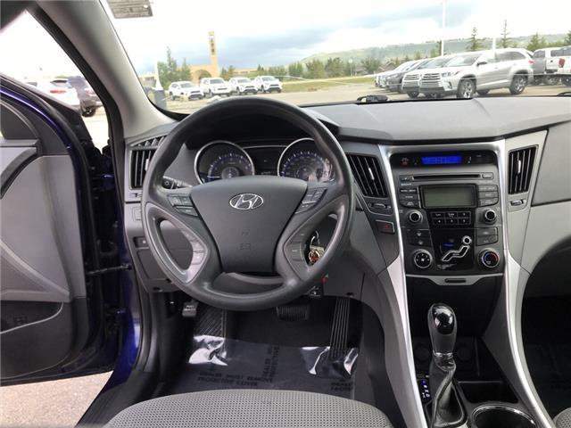 2013 Hyundai Sonata GL (Stk: 2884B) in Cochrane - Image 13 of 14