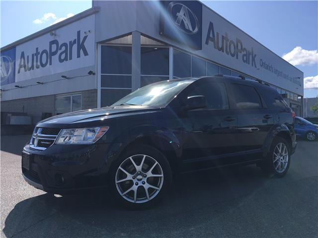 2014 Dodge Journey SXT (Stk: 14-91408JB) in Barrie - Image 1 of 26