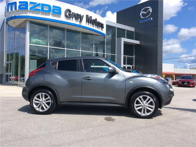 2012 Nissan Juke SV (Stk: 19084A) in Owen Sound - Image 1 of 19