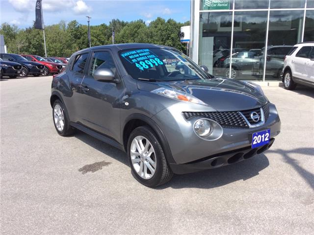 2012 Nissan Juke SV (Stk: 19084A) in Owen Sound - Image 2 of 19