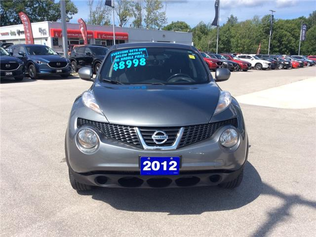 2012 Nissan Juke SV (Stk: 19084A) in Owen Sound - Image 3 of 19