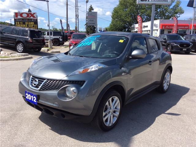 2012 Nissan Juke SV (Stk: 19084A) in Owen Sound - Image 4 of 19