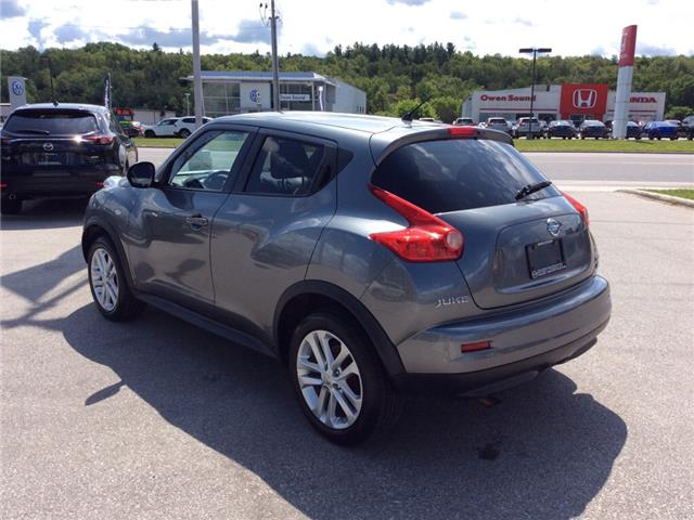 2012 Nissan Juke SV (Stk: 19084A) in Owen Sound - Image 6 of 19