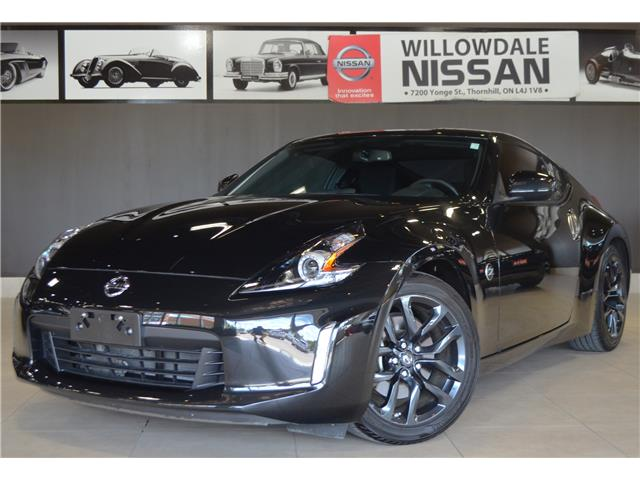 2019 Nissan 370Z Sport (Stk: C35299) in Thornhill - Image 1 of 25