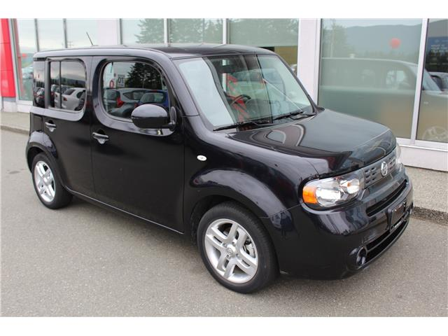 2010 Nissan Cube 1.8SL (Stk: P0214) in Nanaimo - Image 1 of 9