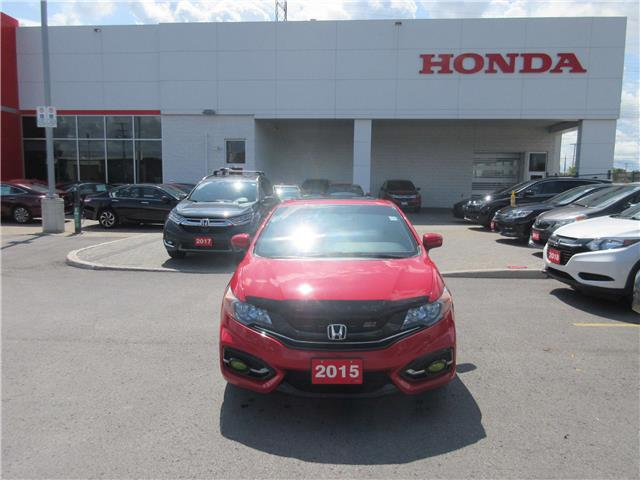 2015 Honda Civic Si (Stk: VA3572) in Ottawa - Image 2 of 14