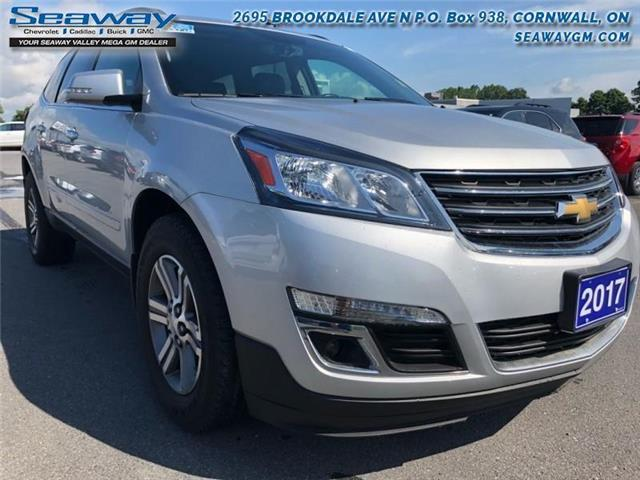 2017 Chevrolet Traverse 2LT (Stk: S2341) in Cornwall - Image 1 of 23