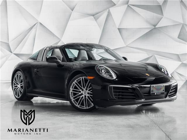 2017 Porsche 911 Targa 4 (Stk: WP0BA2A94HS132113) in Woodbridge - Image 9 of 39