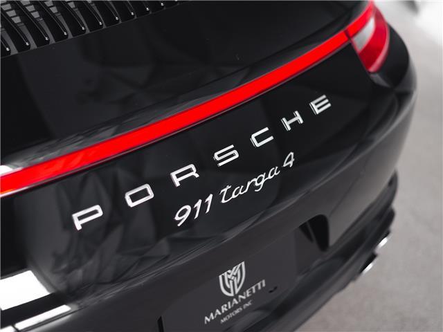 2017 Porsche 911 Targa 4 (Stk: WP0BA2A94HS132113) in Woodbridge - Image 21 of 39
