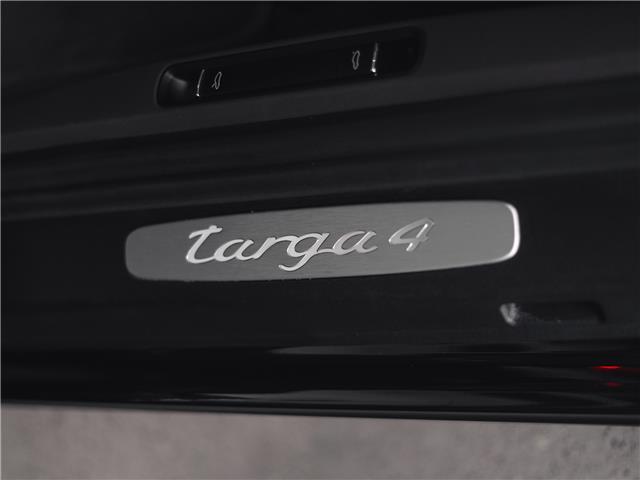2017 Porsche 911 Targa 4 (Stk: WP0BA2A94HS132113) in Woodbridge - Image 28 of 39