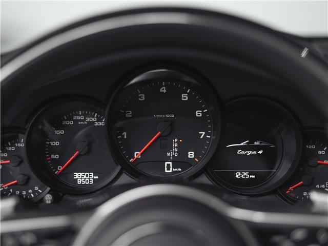 2017 Porsche 911 Targa 4 (Stk: WP0BA2A94HS132113) in Woodbridge - Image 34 of 39