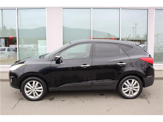 2010 Hyundai Tucson Limited (Stk: 9Q6521A) in Nanaimo - Image 2 of 9