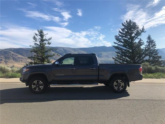 2017 Toyota Tacoma Limited (Stk: P3301) in Kamloops - Image 5 of 50