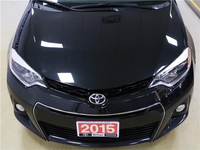 2015 Toyota Corolla S (Stk: 195756) in Kitchener - Image 27 of 31