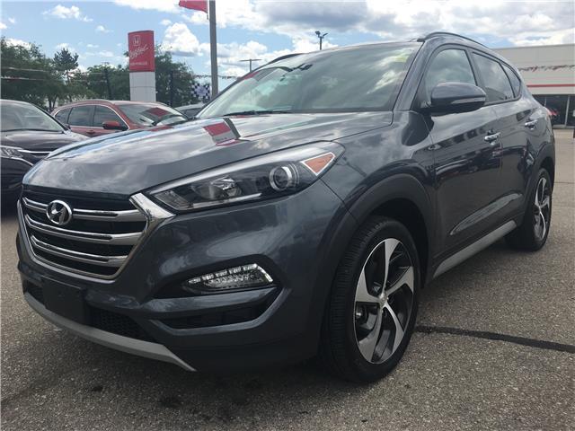 2017 Hyundai Tucson SE (Stk: CP0203) in Mississauga - Image 1 of 23