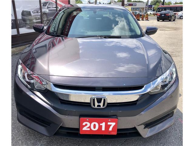2017 Honda Civic LX (Stk: 011163) in Toronto - Image 3 of 13