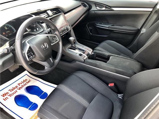 2017 Honda Civic LX (Stk: 011163) in Toronto - Image 8 of 13