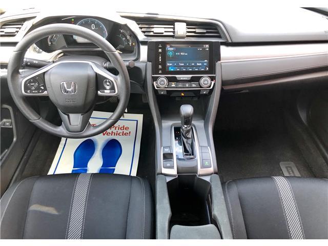 2017 Honda Civic LX (Stk: 011163) in Toronto - Image 11 of 13