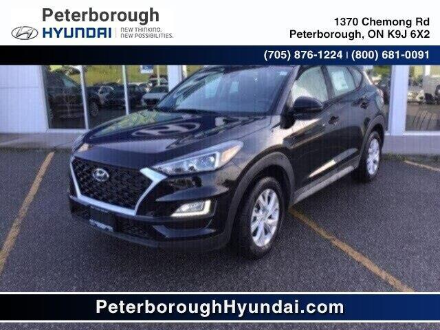 2019 Hyundai Tucson Preferred (Stk: H11900) in Peterborough - Image 1 of 18
