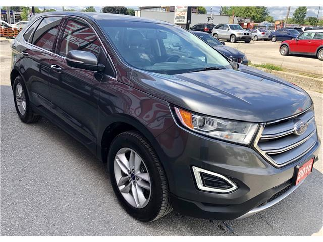 2016 Ford Edge SEL (Stk: B13976) in Toronto - Image 4 of 12